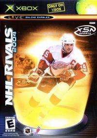 Обложка NHL Rivals 2004