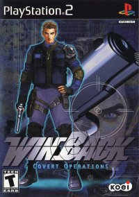 Обложка WinBack: Covert Operations
