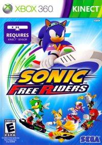 Обложка Sonic Free Riders