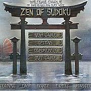 Обложка Zen of Sudoku