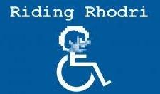 Riding Rhodri