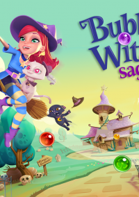 Обложка Bubble Witch 2 Saga