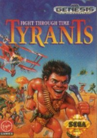 Обложка Tyrants: Fight Through Time