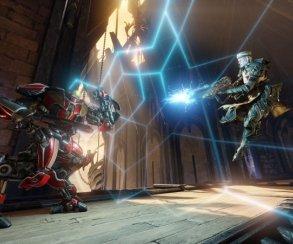 Новым персонажем Quake: Champions стал робот Clutch