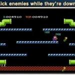 Скриншот NES Remix – Изображение 4