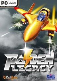 Обложка Raiden Legacy