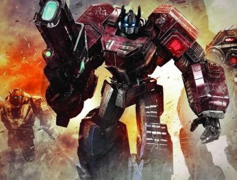 Рецензия на Transformers: Fall of Cybertron
