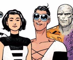 DCвыпустит комикс про Фантастическую четверку (нупочти)
