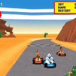 Скриншот Moorhuhn Kart Extra