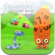 Squeebles Number Bonds