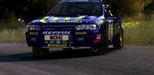 DiRT Rally. Трейлер мультиплеера