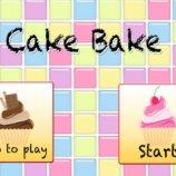 Скриншот Cake Bake
