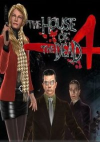Обложка The House of the Dead 4