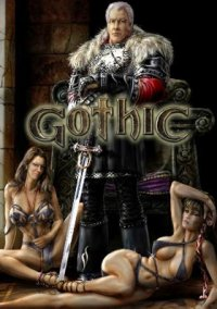 Обложка Gothic
