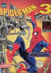 Обложка Spider-Man 3: Invasion of Spider-Slayers