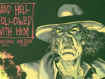 Комиксы: Preacher