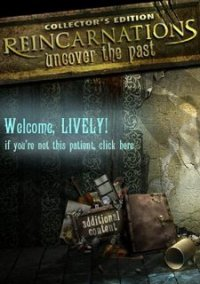 Обложка Reincarnations: Uncover the Past