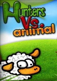 Обложка Hunters vs. Animal