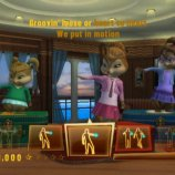 Скриншот Alvin and the Chipmunks: Chipwrecked