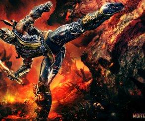 Новым персонажем для Injustice: Gods Among Us станет Скорпион из MK