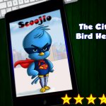 Скриншот Scoojio - The City Bird Hero by Flappy Fun Games – Изображение 1