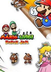 Обложка Mario & Luigi: Paper Jam