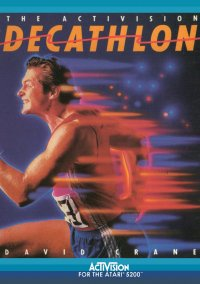 Обложка The Activision Decathlon