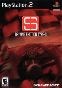 Обложка Driving Emotion Type-S