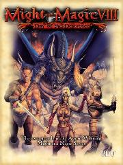 Обложка Might and Magic 8:  Day of the Destroyer