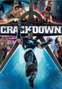 Обложка Crackdown