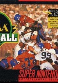 Обложка NCAA Football