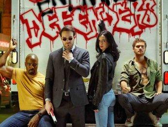Marvel и Netflix завершили съемки «Защитников»