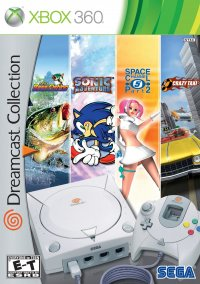 Обложка Dreamcast Collection