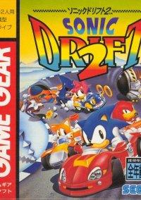 Обложка Sonic Drift 2