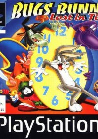 Обложка Bugs Bunny: Lost in Time