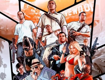 Q&A: Актеры Grand Theft Auto V