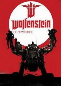 Обложка Wolfenstein: The New Order