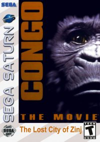 Обложка Congo The Movie: The Lost City of Zinj