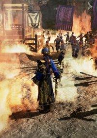 Обложка Dynasty Warriors 8 Empires