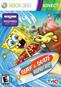 Обложка SpongeBob's Surf & Skate Roadtrip