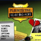 Скриншот PlayDetective: Heartbreakers
