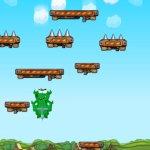 Скриншот Mega Jumpy Monster Extreme - Pogo-stick Jump-er – Изображение 2