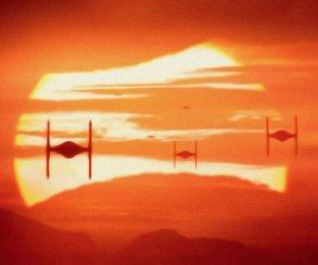 «Звездные войны» переделали под музыку из Top Gun