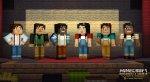 В Minecraft: Story Mode есть верстаки и выбор внешности главного героя - Изображение 6