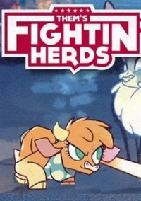 Обложка Them's Fightin' Herds