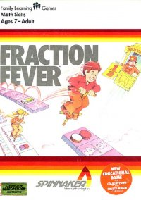 Обложка Fraction Fever