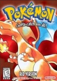 Обложка Pokemon Red