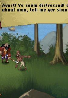 Ninja Loves Pirate