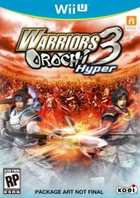 Обложка Warriors Orochi 3: Hyper