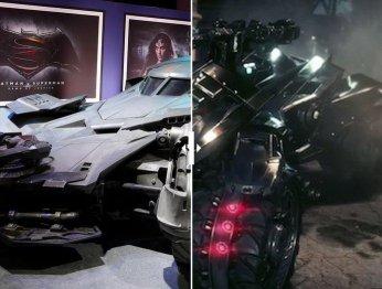 История бэтмобиля: все машины Темного Рыцаря